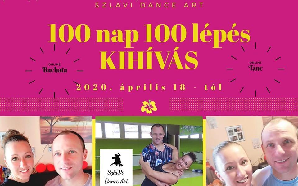 100 Nap - 100 Lépés kihívás sensual bachata