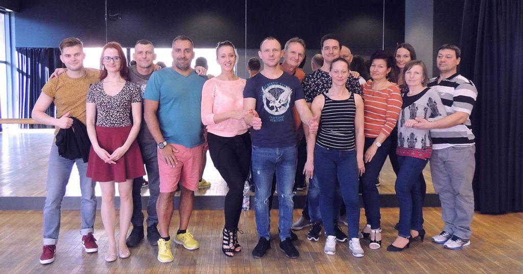 SzlaVi Dance Art táncosok